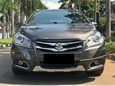 Suzuki Scross SX4 2017 at Istimewa Low KM