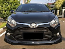 Toyota Agya TRD 2018 at Gress Like New KM.6rb DP Minim