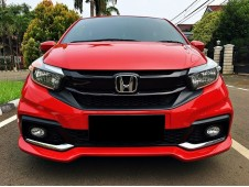 Honda Brio E 2017 at Upgrade Baru 2019 Istimewa