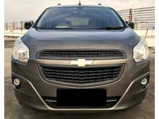 Chevrolet Spin Diesel 2014 Manual Istimewa KM Low