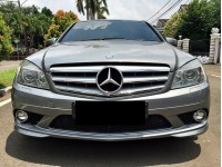 Mercy C250 Avantgarde CGI 2011 Istimewa KM Low