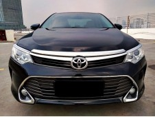 Toyota Camry V 2016 Facelift KM Low Full Record Istimewa