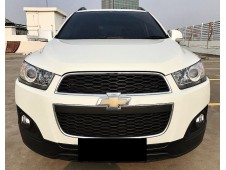 Chevrolet Captiva Diesel 2015/2014 Facelift Low KM Record