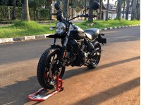 Ducati Scrambler Sixty2 62 2020/2018 Istimewa KM.1rb Gress