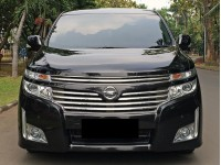 Nissan Elgrand 3.5 2013 at Istimewa KM30.rb Original Rare