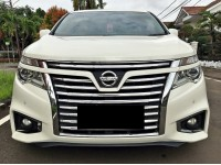 Nissan Elgrand HWS 2014 New Model Istimewa Full Record