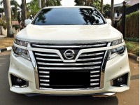 Nissan Elgrand HWS 2.5 2015/2014 Full Service Record KM Low