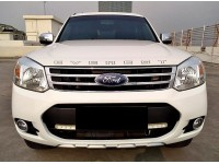 Ford Everest XLT Limited 2014/2013 Facelift KM Low