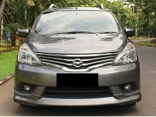 Nissan Grand Livina HWS 2013 at KM.30rb Istimewa