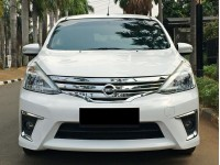 Nissan Grand Livina HWS 2017 at Istimewa KM.30rb Original