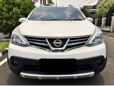 Nissan Grand Livina XGear 2016 at Istimewa KM Low