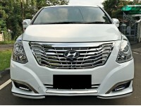 Hyundai H1 Royale Diesel 2017 Istimewa KM Low Record