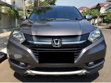 Honda HRV 1.5 2016 Manual Service Record