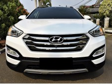 Hyundai Santa Fe 2.4 Limited 2015 Panoramic Full Service Record