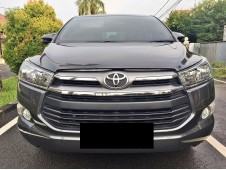 Toyota Innova 2.0 G 2018 Bensin at Low KM Istimewa