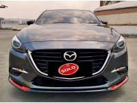 Mazda 3 Speed 2018 Machine Grey Tipe Tertinggi Like New