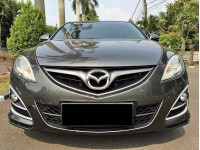 Mazda 6 2011 At Sunroof Istimewa Low KM