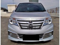 Nissan Serena HWS Autech 2017 Panoramic Service Record