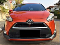 Toyota Sienta V 2016 Mint Condition KM.16rb