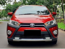 Toyota Yaris TRD Heykers 2017 at Istimewa KM Low